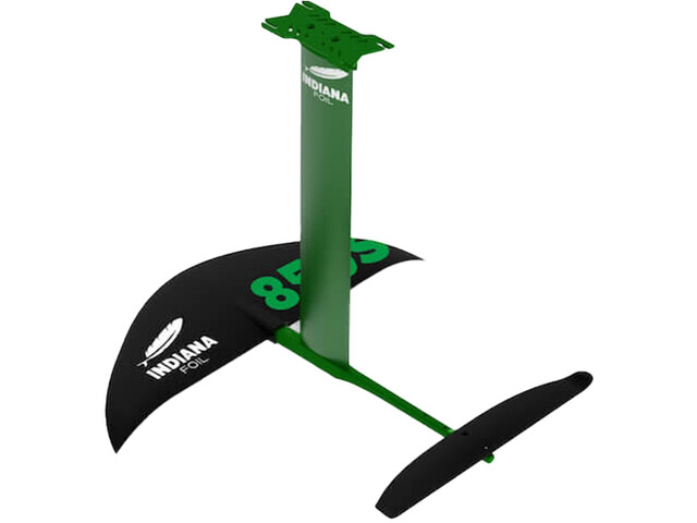 Indiana SUP Surf/Wake Foil 850S Complete black/green